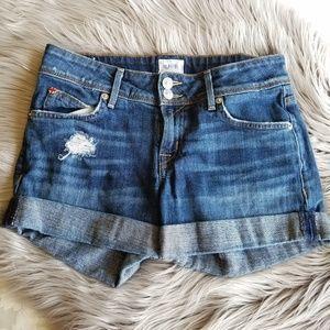 🆕️ Hudson Croxley Mid Thigh Jean Shorts